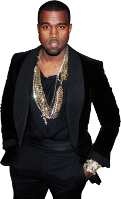 Kanye West Png Clipart PNG Image