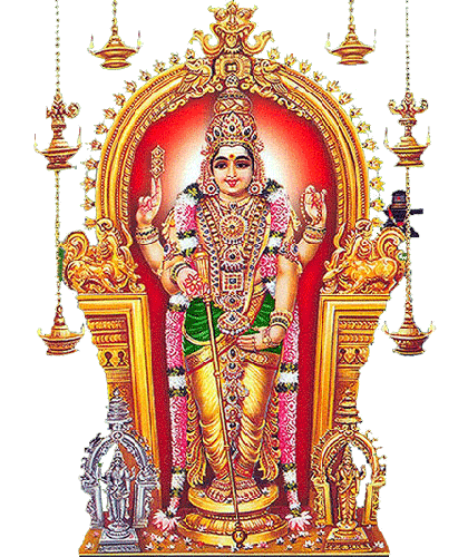 Murugan Transparent Background PNG Image