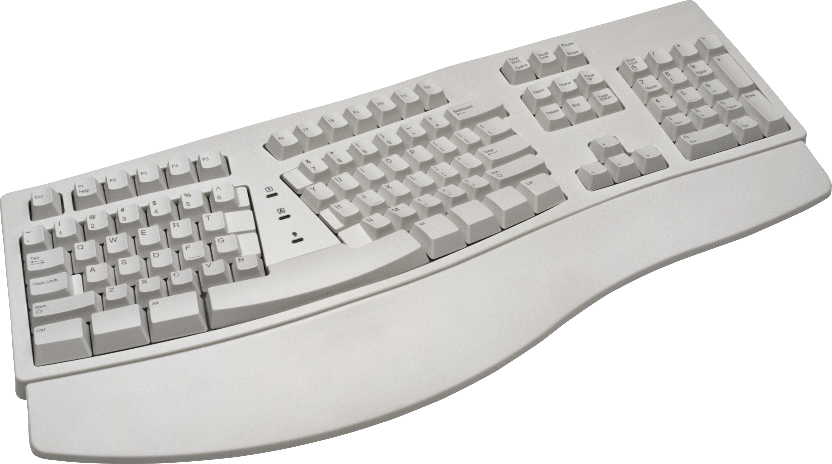 Download White Keyboard Png Image HQ PNG Image | FreePNGImg
