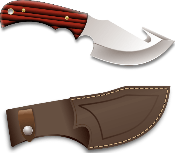 Hunting Knife Png Image PNG Image