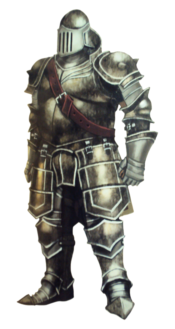 Armored Knight File PNG Image