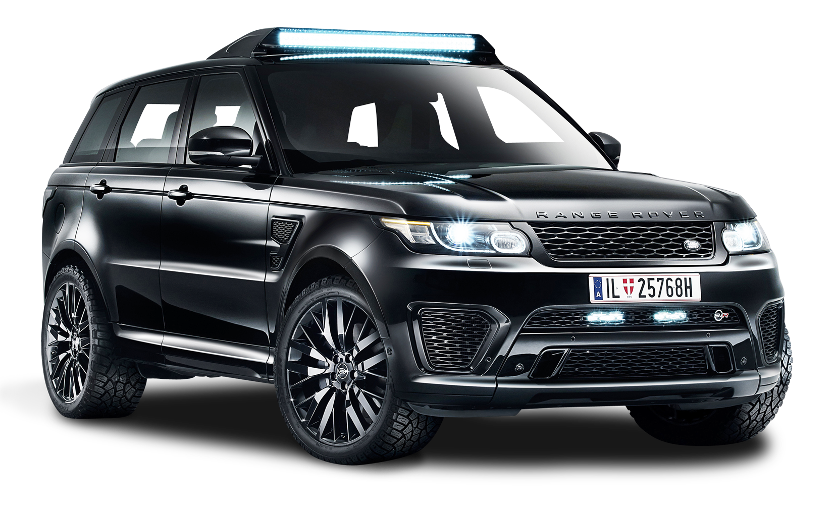 Land Rover Range Rover Sport Photo PNG Image