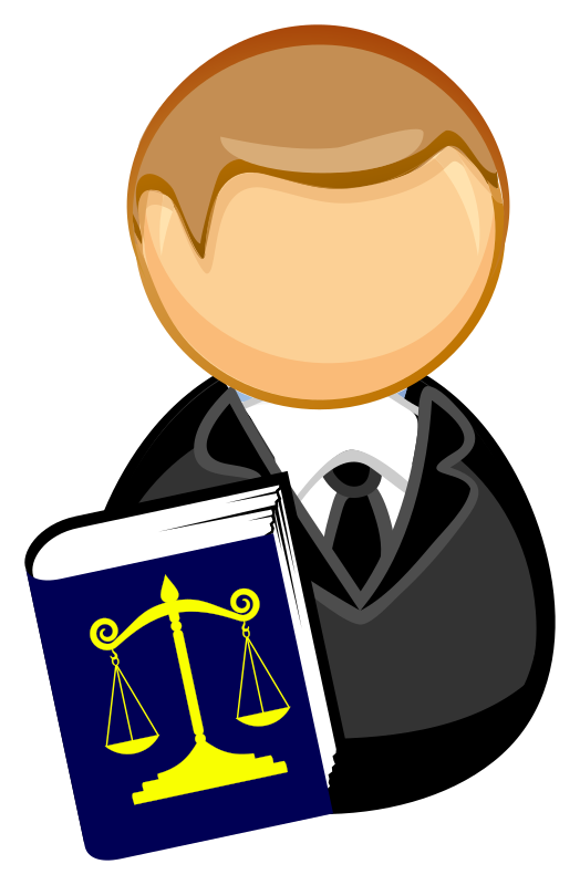 Lawyer Transparent Background PNG Image
