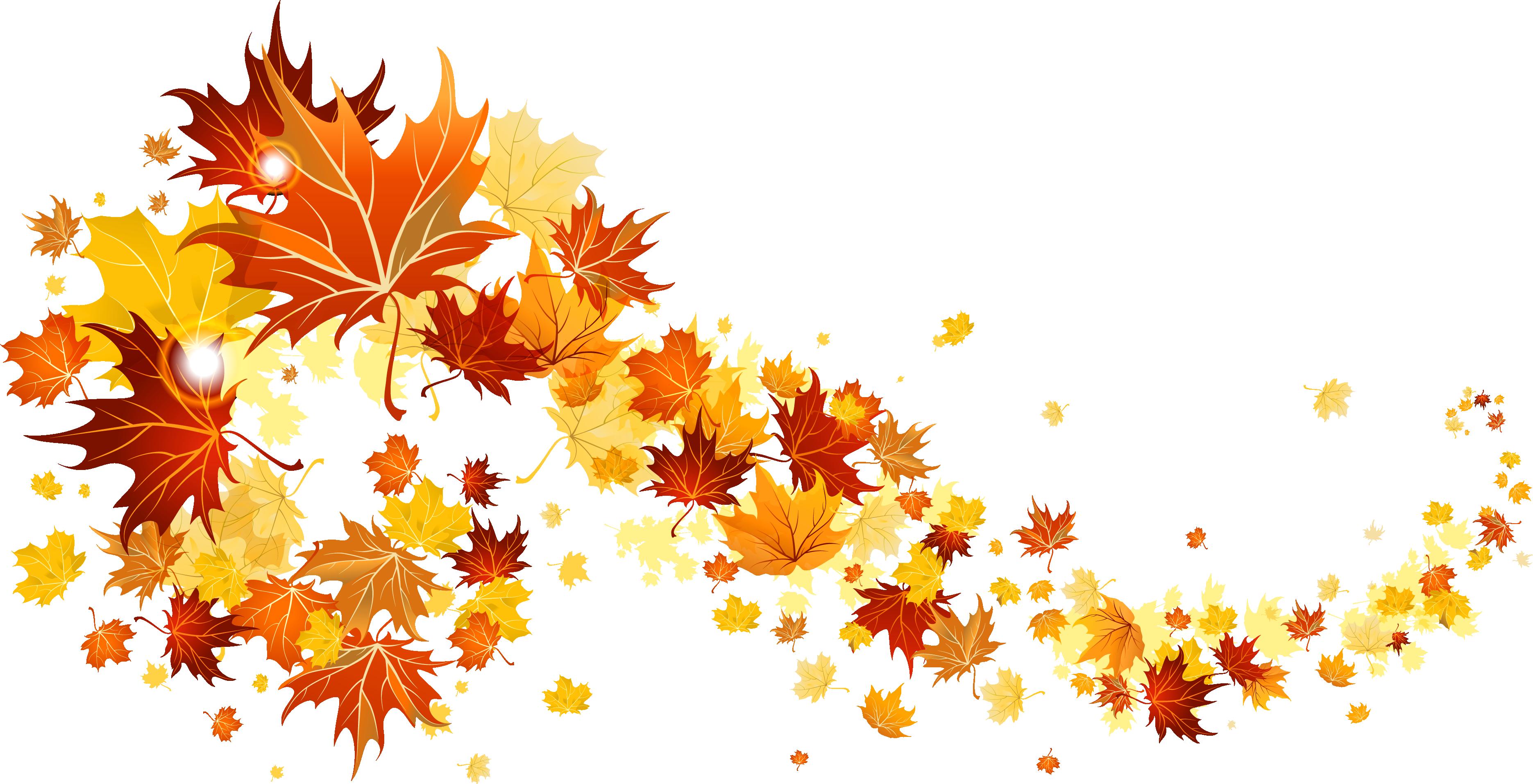 Download Falling Leaves Transparent HQ PNG Image | FreePNGImg