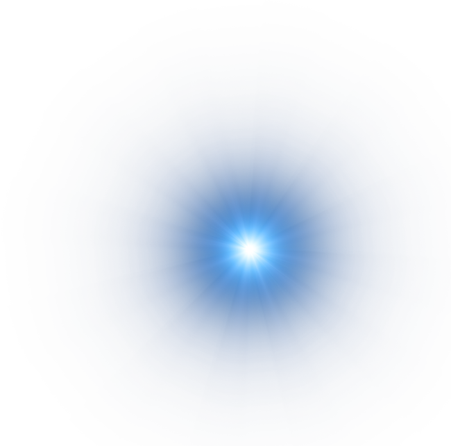 Efficacy Point Light Sun Circle Luminous Halo PNG Image