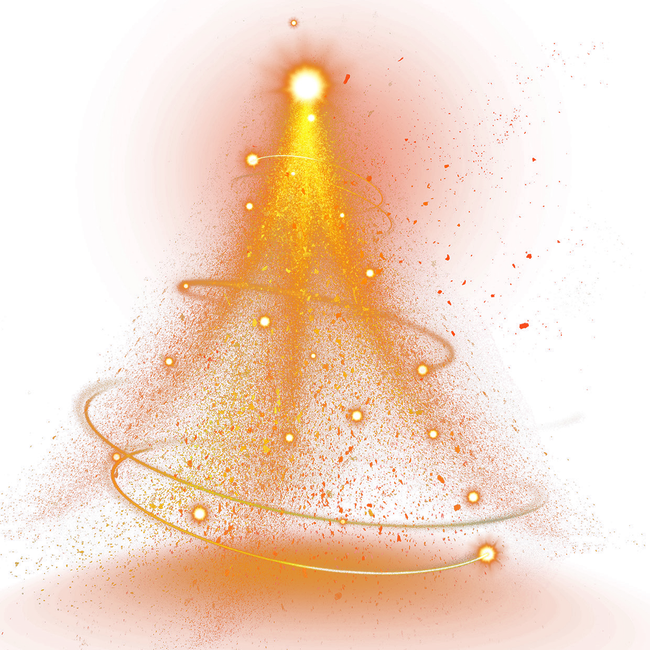 Download Golden Magic Gold Light Effect Fantasy Glare HQ ...