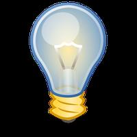 Similar Light Bulb PNG Image