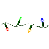 Christmas Lights Photos PNG Image