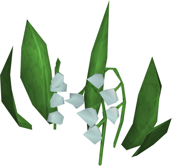 Lily Of The Valley Transparent PNG Image