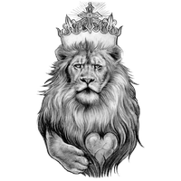 download lion tattoo free png photo images and clipart freepngimg. Black Bedroom Furniture Sets. Home Design Ideas