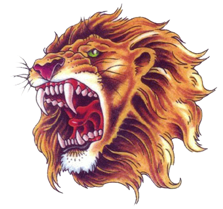 Lion Tattoo Png Picture PNG Image