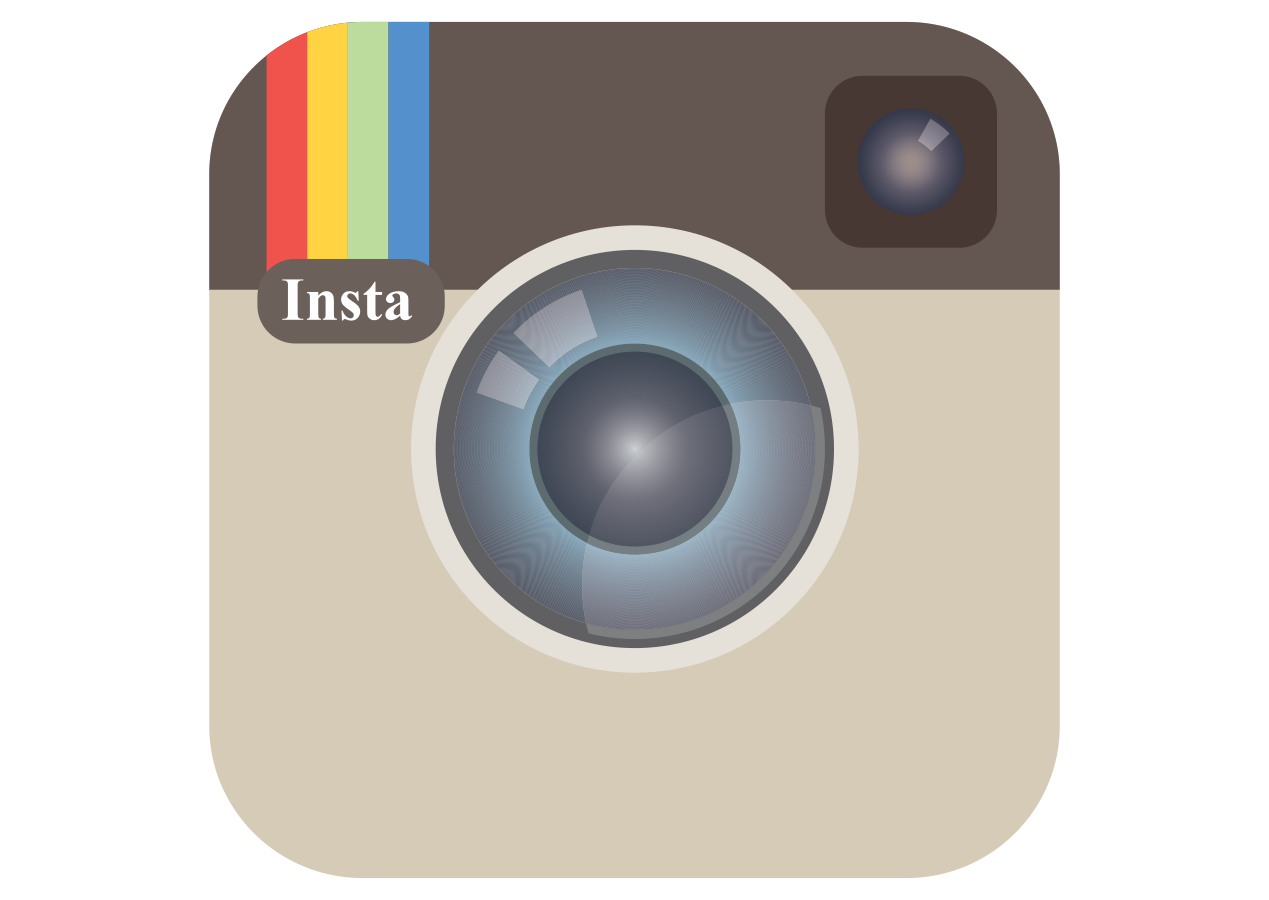 Instagram Icon PNG Free Photo PNG Image