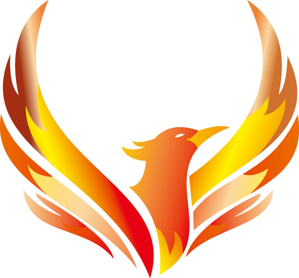 Download Logo Vector Design Illustration Phoenix HD Image ...