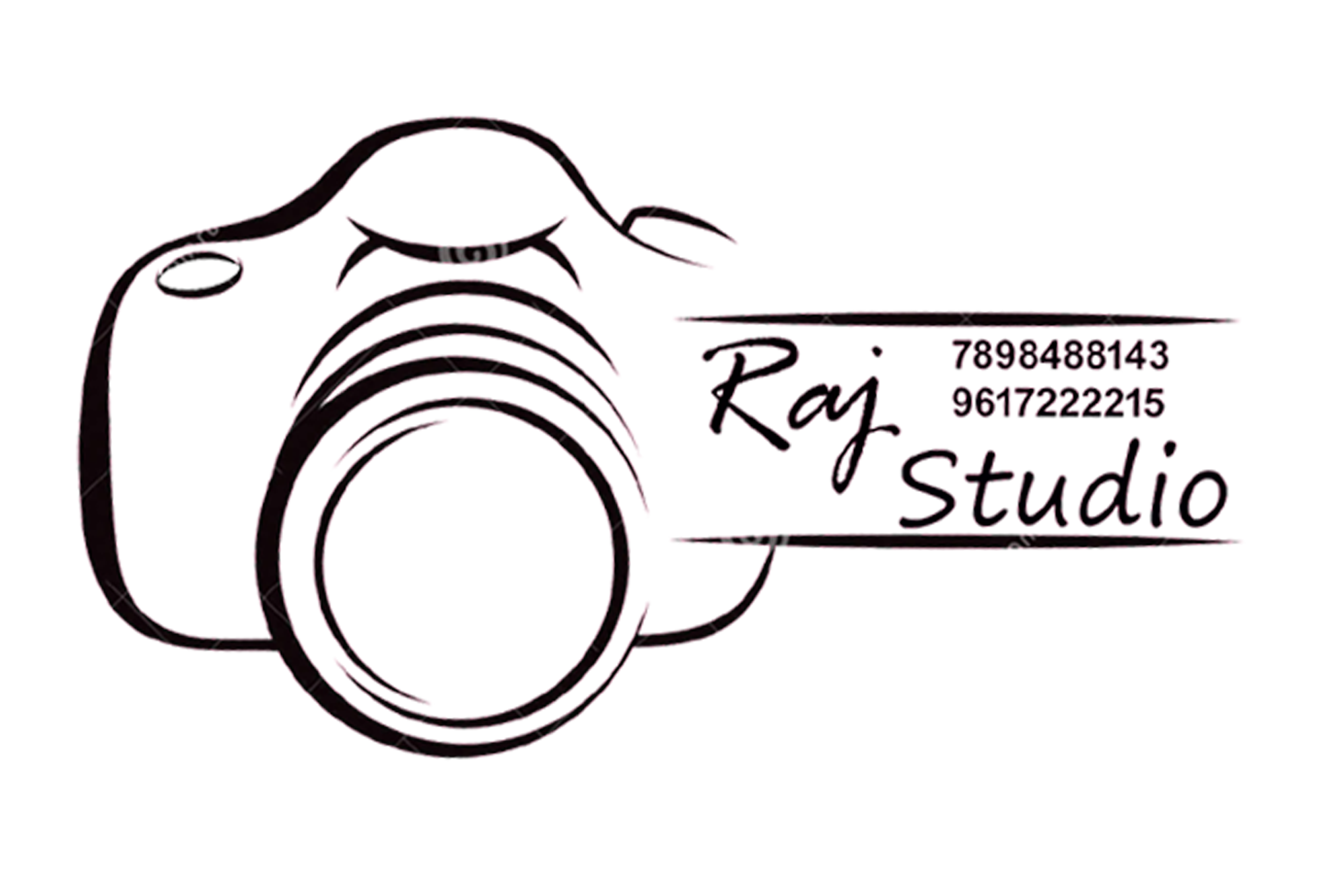 Logo Photography Studio Picsart Android PNG File HD PNG Image