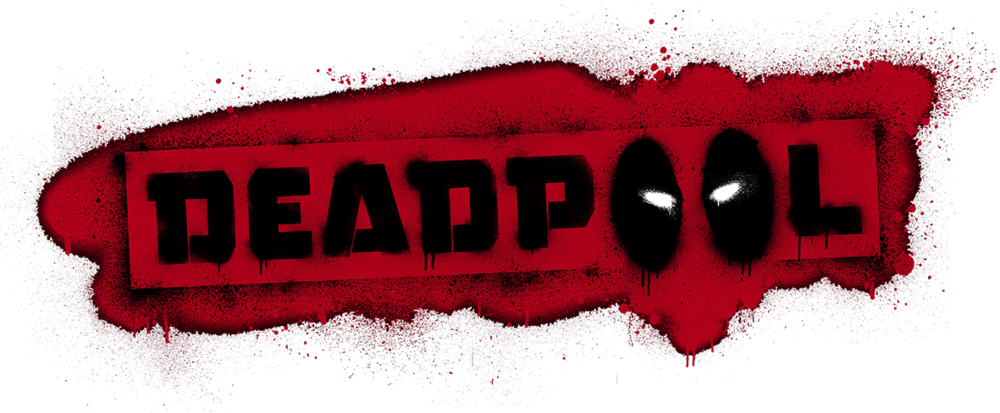 Deadpool Cable Text Brand Heroes 2016 Marvel PNG Image