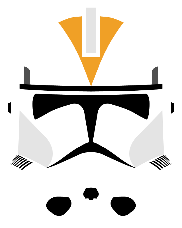 Angle Trooper Clone Wars Stormtrooper Symbol PNG Image