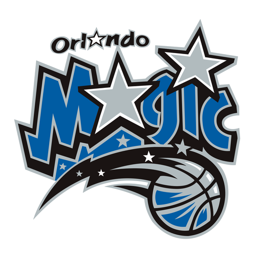 Magic Miami Text Orlando Heat Emblem Nba PNG Image