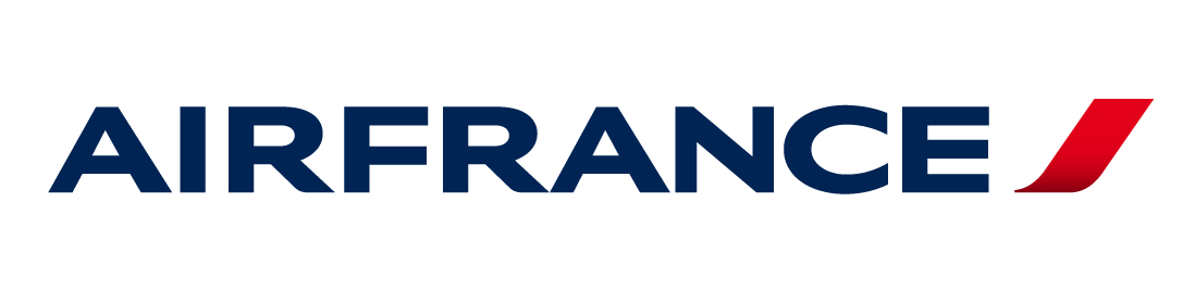 Blue Text France Airline Logo Air PNG Image
