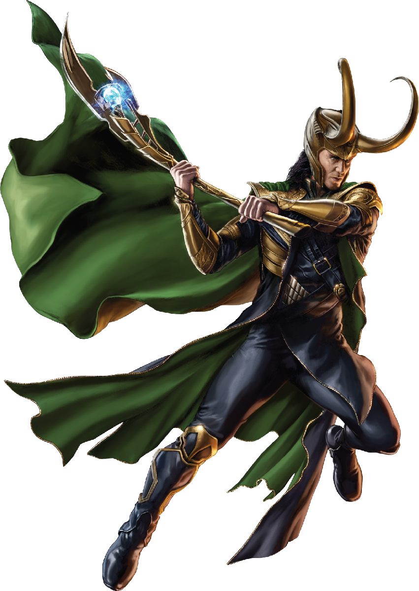Loki High-Quality Png PNG Image