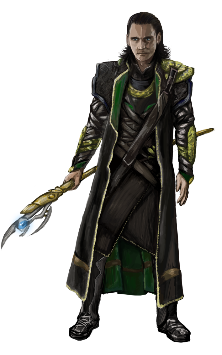 Loki Png Clipart PNG Image