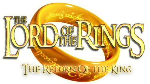 Lord Of The Rings Logo Transparent Background PNG Image