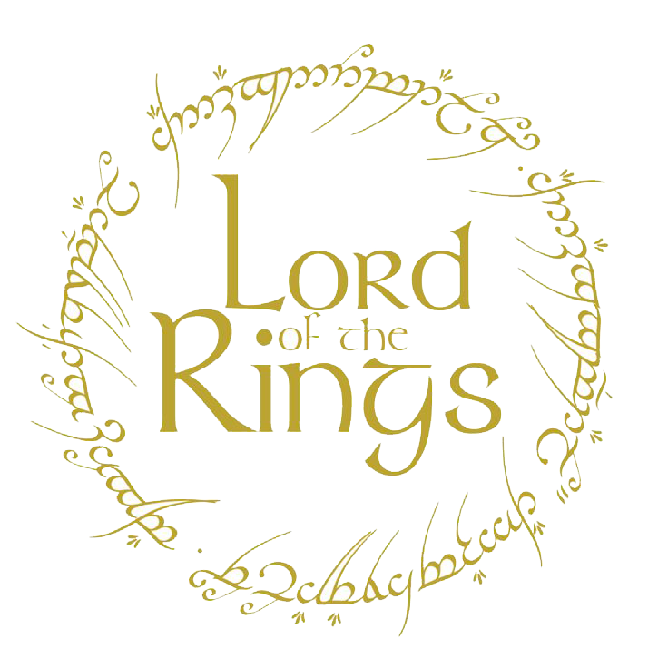 Lord Of The Rings Logo Image PNG Image