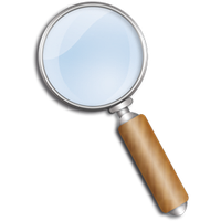 Loupe Free Download Png PNG Image