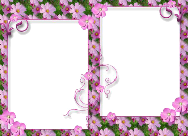 Love Frame Transparent PNG Image