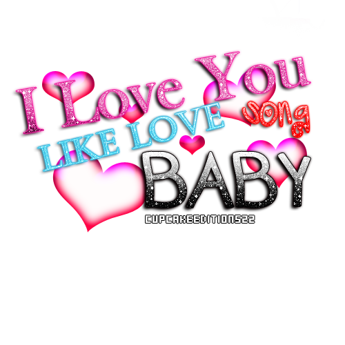 Love Text Png Picture PNG Image