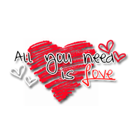 Love Text Png Pic PNG Image