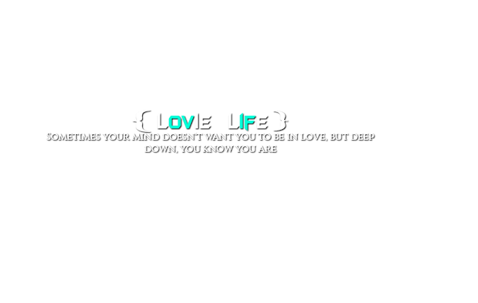 Love Text Png File PNG Image