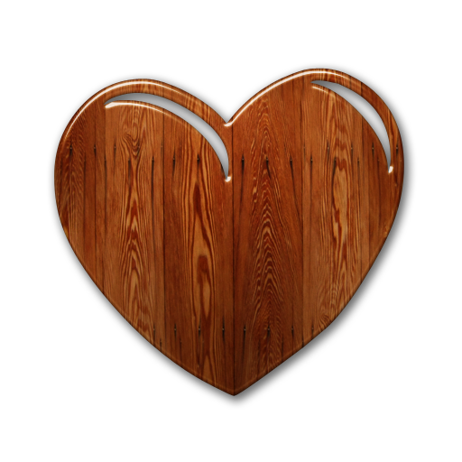 Love Wood File PNG Image
