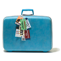 Luggage Png PNG Image