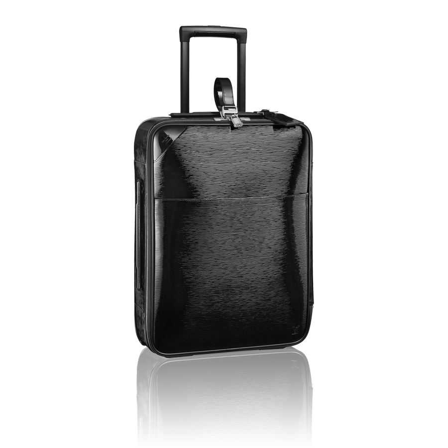 Lois Vuitton Fashion Luggage PNG Image
