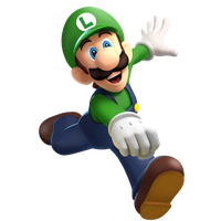 Luigi Photos PNG Image