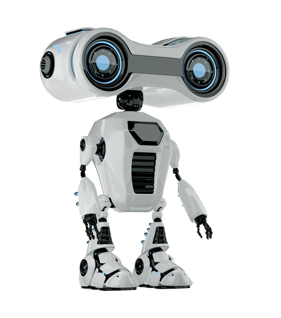 Machine Intelligence Chatbot Robot Artificial Free Clipart HD PNG Image