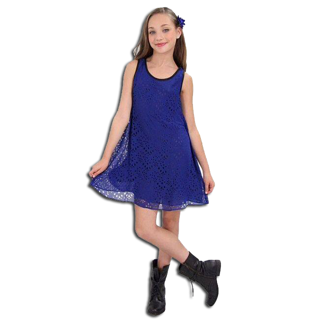 Maddie Ziegler Transparent Picture PNG Image