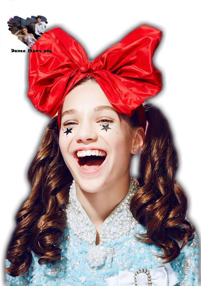Maddie Ziegler File PNG Image