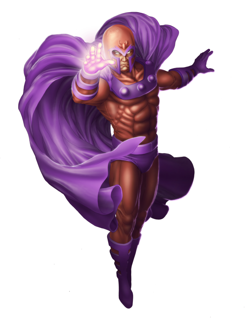Magneto Png PNG Image
