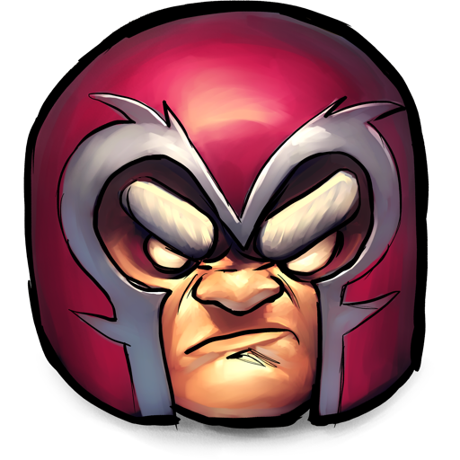 Icons Character Magneto Pryde Kitty Fictional Computer PNG Image