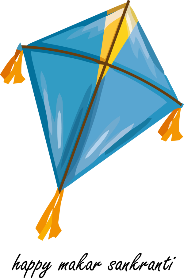 Makar Sankranti Line Triangle For Happy Lanterns PNG Image