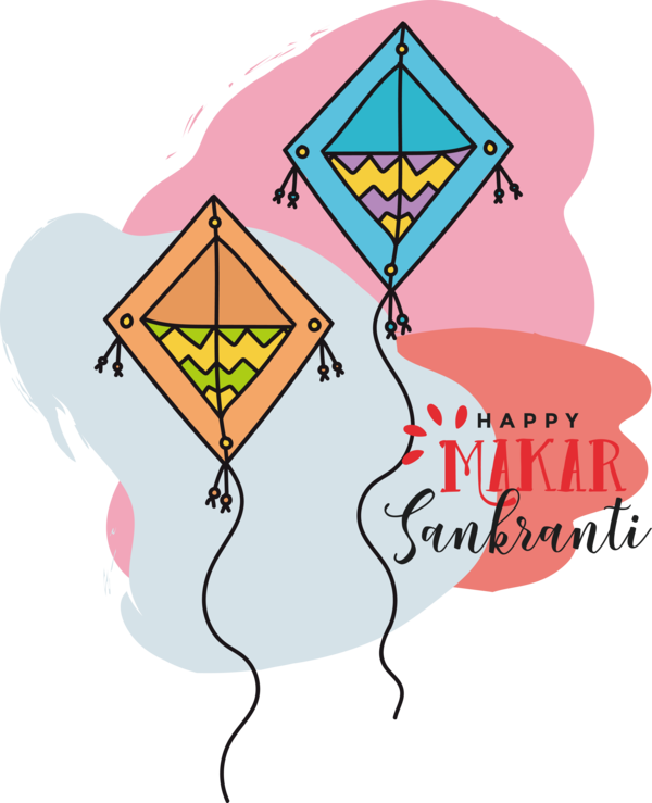 Makar Sankranti Clock Triangle Furniture For Happy Carol PNG Image