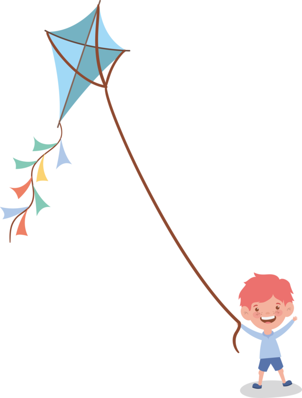 Makar Sankranti Kite Line Smile For Happy Resolutions PNG Image