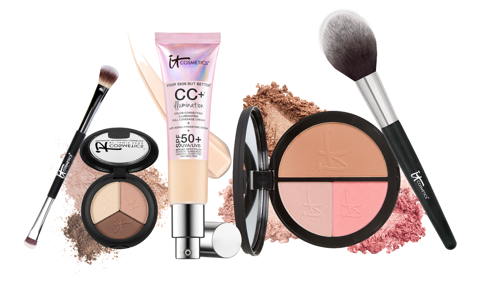 Makeup Kit Products Picture PNG Image