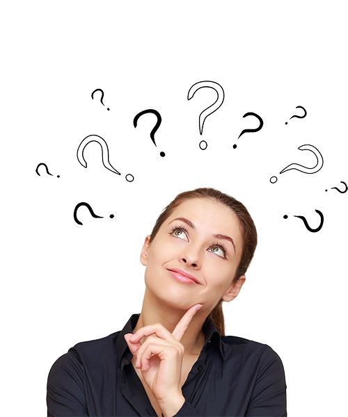 Orthodontics Question Face Thought Facial Expression PNG Image