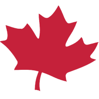 Canada Leaf Png PNG Image