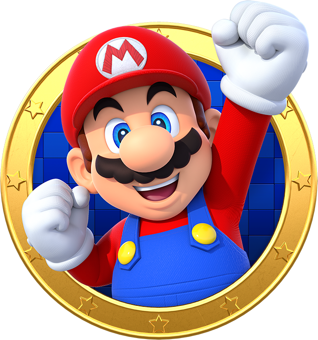 Rush Toy Star Recreation Bros Mario Party PNG Image