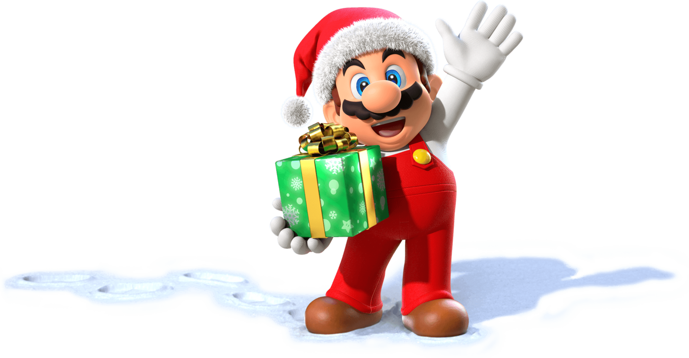 Christmas Mario Png.Download Toy Ornament Bros Christmas Mario Super Odyssey Hq