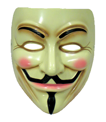 Anonymous Mask Png PNG Image