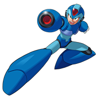 Megaman Photo PNG Image